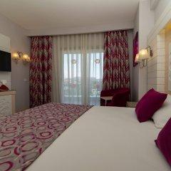 Sunmelia Beach Resort Hotel Сиде удобства в номере