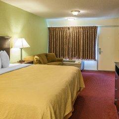Отель Quality Inn Huntingburg комната для гостей фото 2