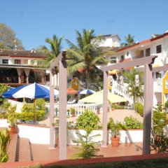 Отель Alegria - The Goan Village фото 4