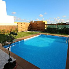 Отель Obidos Lagoon Wellness Retreat бассейн фото 3
