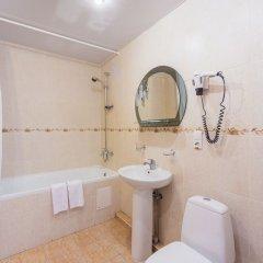 Гостиница Спортивная ванная фото 2