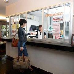 Отель Praso Ratchada Таиланд, Бангкок - отзывы, цены и фото номеров - забронировать отель Praso Ratchada онлайн интерьер отеля