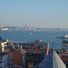 Unver Galata Apart Турция, Стамбул - отзывы, цены и фото номеров - забронировать отель Unver Galata Apart онлайн приотельная территория