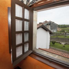 Отель Posada Araceli балкон