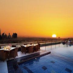 Отель Park Regis Kris Kin Дубай приотельная территория
