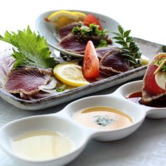 Ashizuri Sunnyside Hotel Тосасимидзу питание фото 3