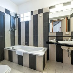 Отель Astoria Palace Hotel Италия, Палермо - отзывы, цены и фото номеров - забронировать отель Astoria Palace Hotel онлайн ванная фото 2