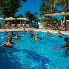 Отель RIU Palace Tropical Bay All Inclusive фитнесс-зал фото 3