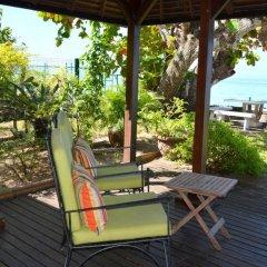 Отель Maison Te Vini Holiday home 3 Французская Полинезия, Пунаауиа - отзывы, цены и фото номеров - забронировать отель Maison Te Vini Holiday home 3 онлайн пляж