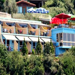 Hotel Redi вид на фасад