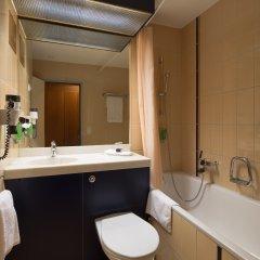 Отель STAY@Zurich Airport Швейцария, Глаттбруг - отзывы, цены и фото номеров - забронировать отель STAY@Zurich Airport онлайн ванная