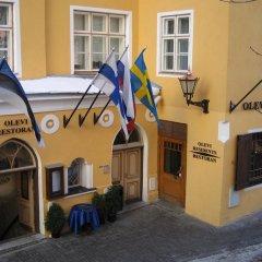 Отель Olevi Residents Эстония, Таллин - - забронировать отель Olevi Residents, цены и фото номеров парковка