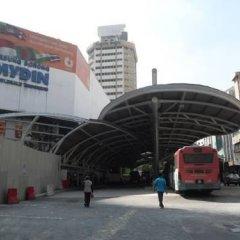 Soho City Hotel городской автобус