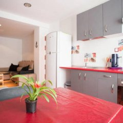 Апартаменты Apartment Marquet Paradis Вакариссес в номере