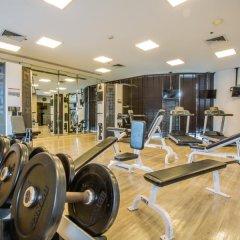 Отель Century Park Бангкок фитнесс-зал фото 4
