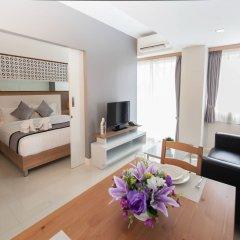 Отель Racha Residence Sri Racha комната для гостей фото 3