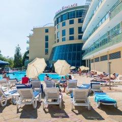 Ivana Palace Hotel бассейн