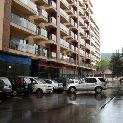 Отель DIVAs apartaments парковка