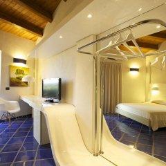 Отель Magaggiari Hotel Resort Италия, Чинизи - отзывы, цены и фото номеров - забронировать отель Magaggiari Hotel Resort онлайн комната для гостей фото 2