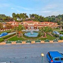 Possidi Holidays Resort & Suite Hotel парковка