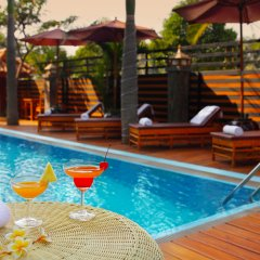 Ayarwaddy River View Hotel бассейн фото 2