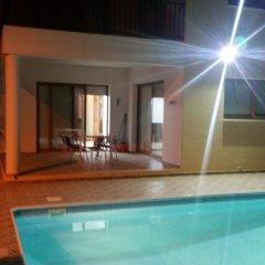 Отель Villa Elina бассейн