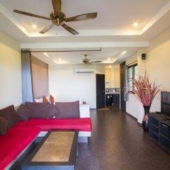 Отель Koh Tao Heights Apartments Таиланд, Мэй-Хаад-Бэй - отзывы, цены и фото номеров - забронировать отель Koh Tao Heights Apartments онлайн комната для гостей фото 2