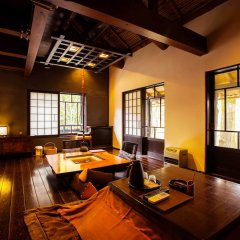 Отель Kurokawa-So Япония, Минамиогуни - отзывы, цены и фото номеров - забронировать отель Kurokawa-So онлайн комната для гостей фото 2