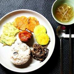 HaHa Guesthouse - Hostel Сеул питание фото 3