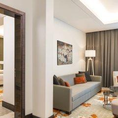 Radisson Blu Hotel, Ajman комната для гостей