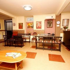 Hostel Panda комната для гостей