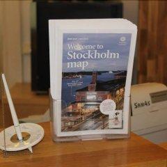 Отель Birka Hostel Швеция, Стокгольм - 6 отзывов об отеле, цены и фото номеров - забронировать отель Birka Hostel онлайн интерьер отеля фото 2
