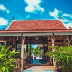 Отель Sasitara Thai villas Таиланд, Самуи - отзывы, цены и фото номеров - забронировать отель Sasitara Thai villas онлайн