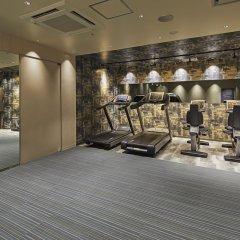 Отель Akasaka Excel Hotel Tokyu Япония, Токио - отзывы, цены и фото номеров - забронировать отель Akasaka Excel Hotel Tokyu онлайн фитнесс-зал фото 4