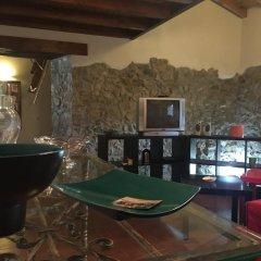 Отель Casa Rural Naguar Кангас-де-Онис гостиничный бар