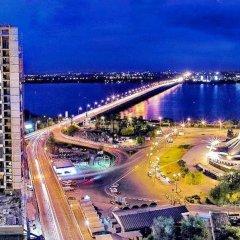 Most City Apart-Hotel пляж