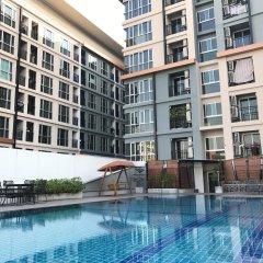 Отель Central Mansion Бангкок бассейн