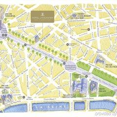 Отель Lancaster Paris Champs-Elysées Франция, Париж - 1 отзыв об отеле, цены и фото номеров - забронировать отель Lancaster Paris Champs-Elysées онлайн детские мероприятия