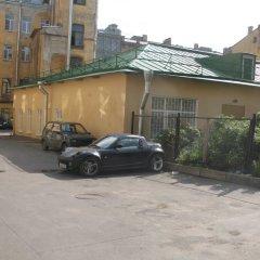 Хостел у Пяти углов парковка