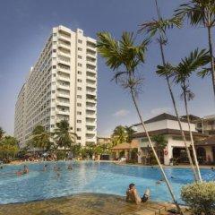 Отель Vt 1 Serviced Apartments Таиланд, Паттайя - отзывы, цены и фото номеров - забронировать отель Vt 1 Serviced Apartments онлайн бассейн фото 3