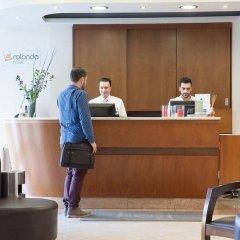 Hotel Rotonda интерьер отеля