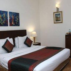 Отель Goodwill Hotel Delhi Индия, Нью-Дели - отзывы, цены и фото номеров - забронировать отель Goodwill Hotel Delhi онлайн комната для гостей фото 5