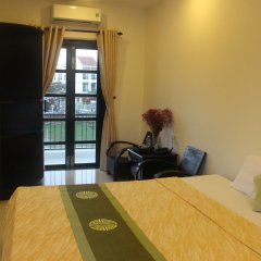 Отель Hoi An Green View Homestay Хойан в номере