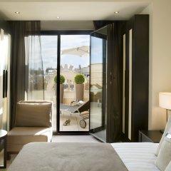 Отель Murmuri Barcelona Испания, Барселона - отзывы, цены и фото номеров - забронировать отель Murmuri Barcelona онлайн комната для гостей фото 5