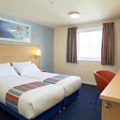 Отель Travelodge Manchester Central комната для гостей фото 4
