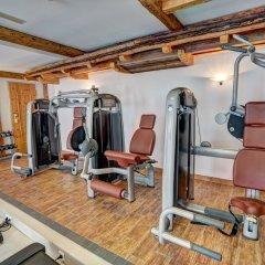 Alpenbad Hotel Hohenhaus фитнесс-зал фото 3