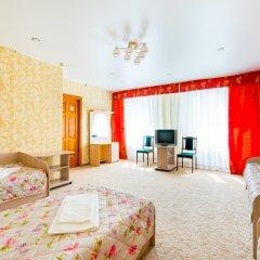 Отель Мон Плезир Казань комната для гостей фото 2