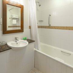 Отель Durley Dean Великобритания, Борнмут - отзывы, цены и фото номеров - забронировать отель Durley Dean онлайн ванная фото 2