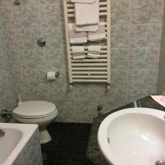 Отель Terme Vulcania Италия, Монтегротто-Терме - отзывы, цены и фото номеров - забронировать отель Terme Vulcania онлайн ванная