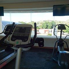 Отель Araiza Hermosillo Мексика, Эрмосильо - отзывы, цены и фото номеров - забронировать отель Araiza Hermosillo онлайн фитнесс-зал фото 4